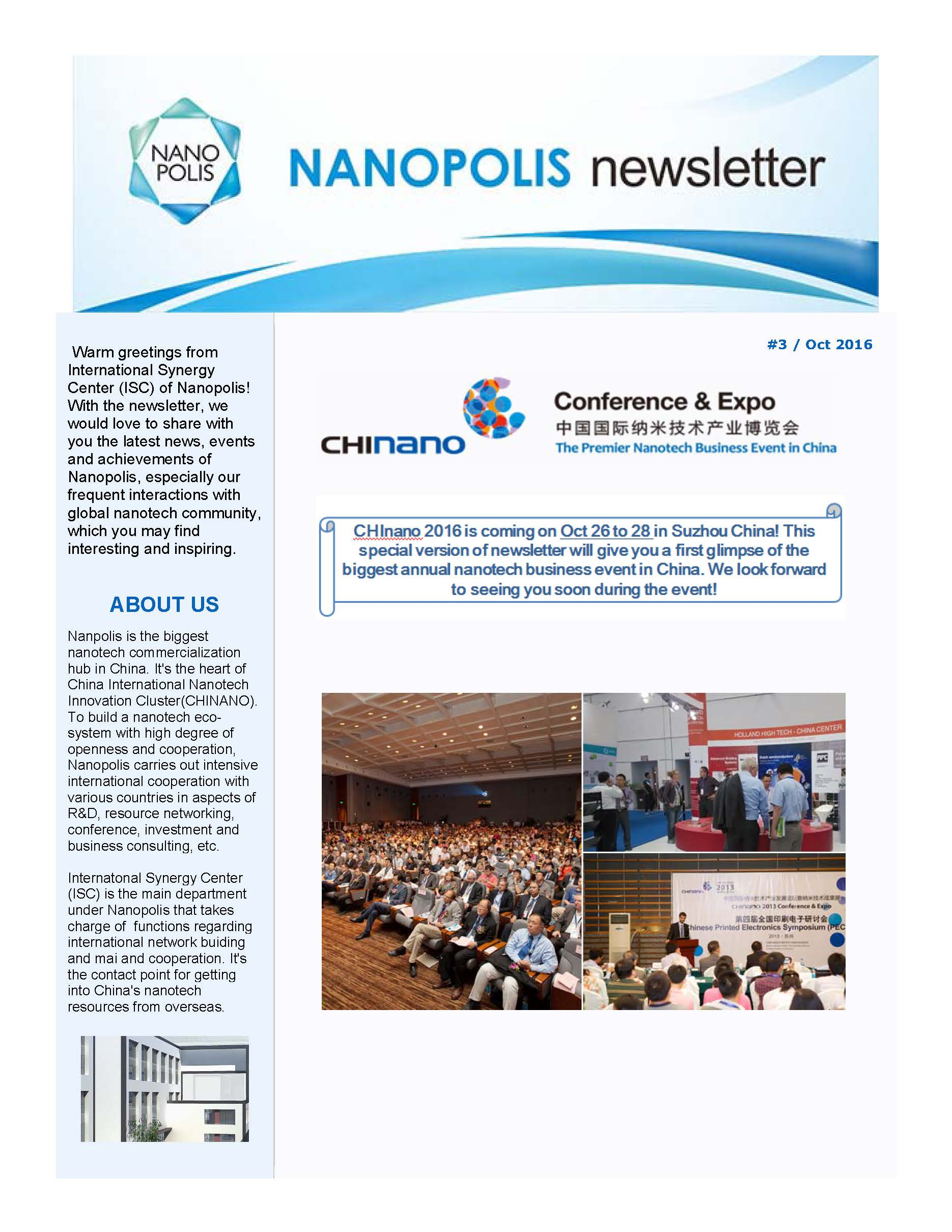 Nanopolis Oct 2016